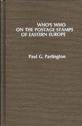 Who's Who on the Postage Stamps of: Partington, Paul G.