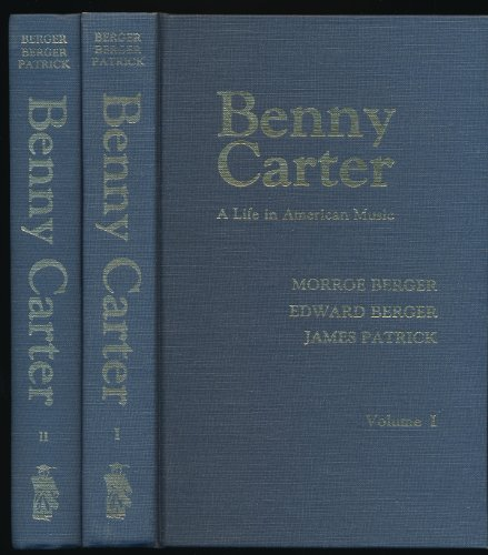 9780810815803: Benny Carter: A Life in American Music