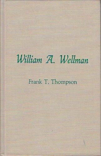 9780810815940: William A. Wellman (Scarecrow Filmmakers Series)