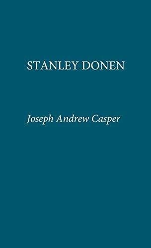 Stanley Donen (The Scarecrow Filmmakers Series): Casper, Joseph Andrew