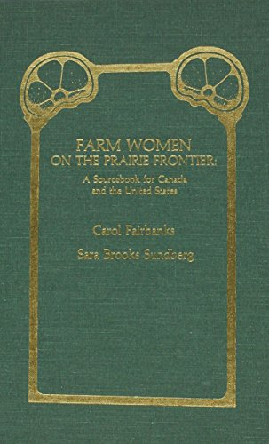 9780810816251: Farm Women on the Prairie Frontier