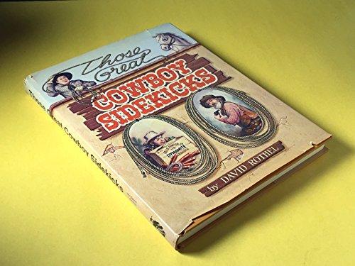 9780810817074: Those Great Cowboy Sidekicks