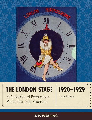 9780810817159: The London Stage 1920-1929