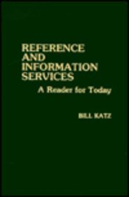 9780810818736: Reference and Information Services