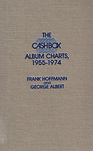 9780810820050: Cash Box Album Charts, 1955-1974