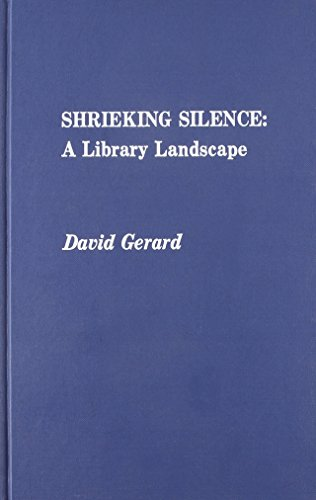 Shrieking Silence (0810820692) by Gerard, David