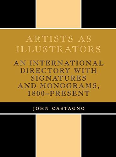 ARTISTS AS ILLUSTRATORS: John Castagno