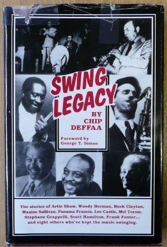 9780810822825: Swing Legacy