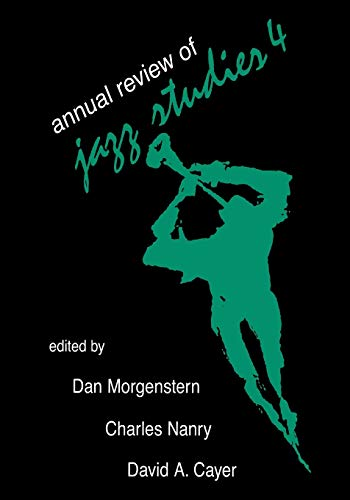 9780810822986: Annual Review of Jazz Studies 4: 1988