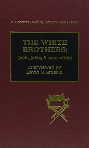 9780810823143: The White Brothers