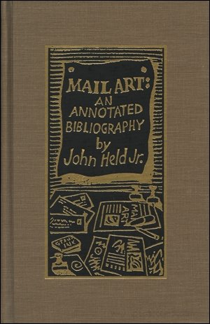 9780810824553: Mail Art: An Annotated Bibliography