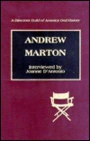 Andrew Marton (Directors Guild of America Oral History Series, No. 12): D'Antonio, Joanne