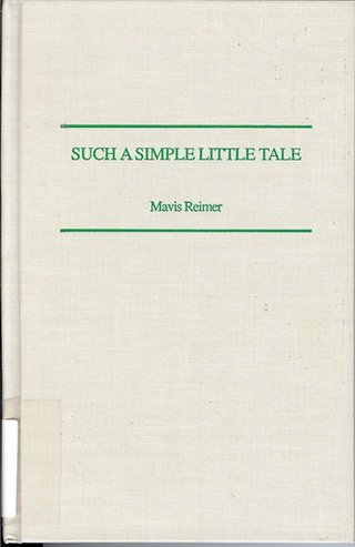 9780810825604: Such a Simple Little Tale : Critical Responses to L. M. Montgomery's Anne of Green Gables