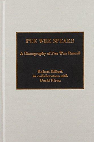 Pee Wee Speaks: Robert Hilbert and David Niven