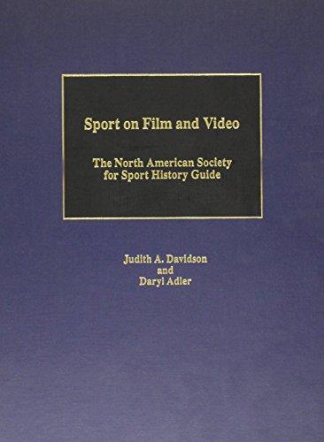 Sport on Film and Video: Judith A. Davidson, Daryl Alder