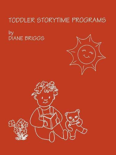 9780810827776: Toddler Storytime Programs
