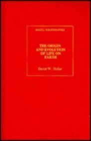 The Origin and Evolution of Life on Earth: An Annotated Bibliography (Hardback) - David W. Hollar