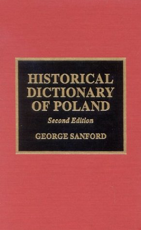 9780810828186: Historical Dictionary of Poland
