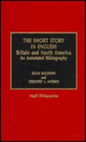 The Short Story in English: Britain and North America