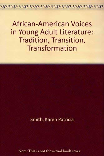 African-American Voices in Young Adult Literature: Karen Patricia Smith