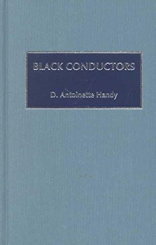 Black Conductors (Hardback): Antoinette D. Handy