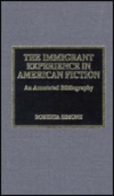 9780810829626: The Immigrant Experience in American Fiction