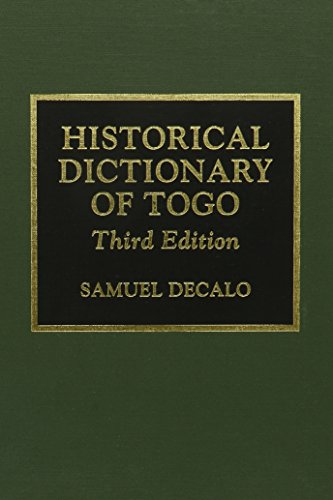 9780810830738: Historical Dictionary of Togo
