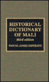 9780810831285: Historical Dictionary of Mali