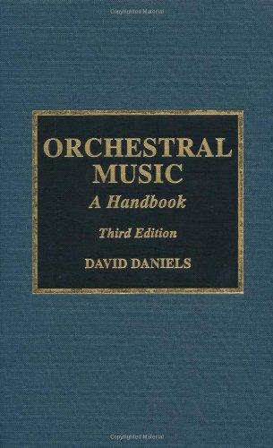 9780810832282: Orchestral Music: A Handbook