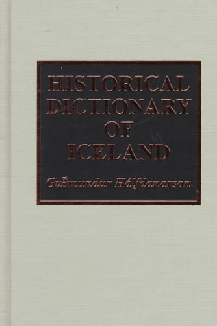 9780810833524: Historical Dictionary of Iceland