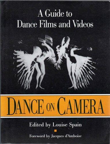 9780810834613: Dance on Camera