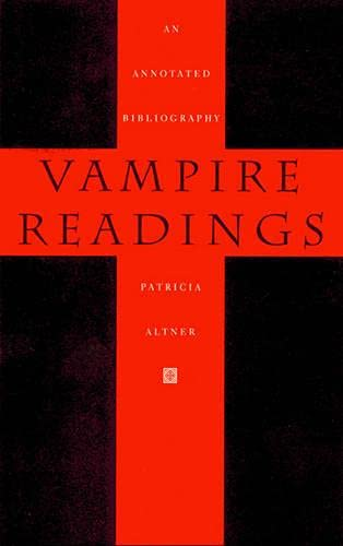 9780810835047: Vampire Readings