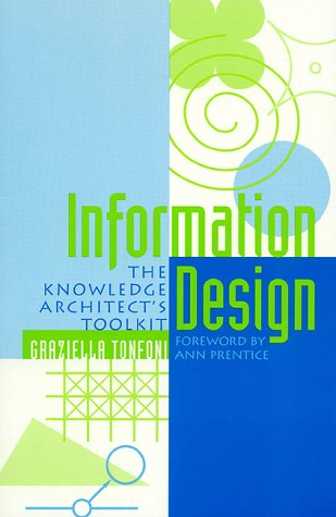 9780810835252: Information Design: The Knowledge Architect's Toolkit