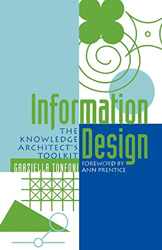 9780810835269: Information Design: The Knowledge Architect's Toolkit
