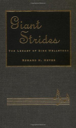 9780810835641: Giant Strides: The Legacy of Dick Wellstood