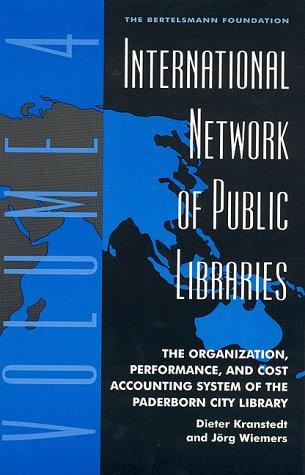 International Network of Public Libraries: Kranstedt, Dieter, Wiemers,