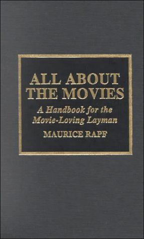 All About the Movies: Rapf, Maurice