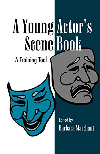 9780810839021: A Young Actor's Scene Book