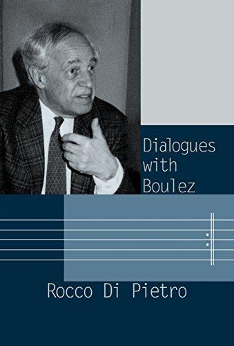 9780810839328: Dialogues With Boulez