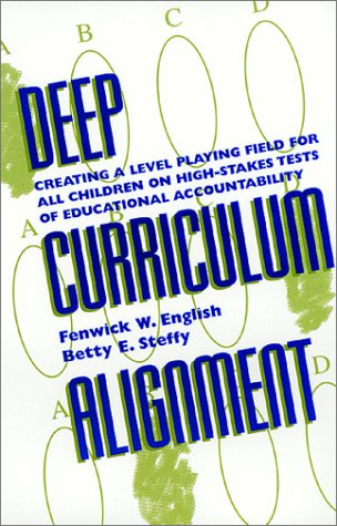 Deep Curriculum Alignment: Creating a Level Playing Field for All Children on High-Stakes Tests of ...
