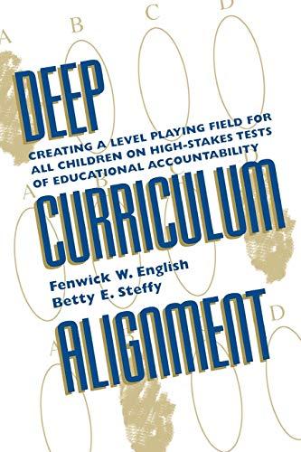 9780810839717: Deep Curriculum Alignment