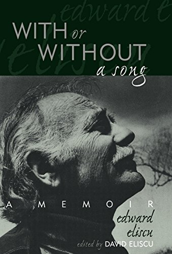 9780810840126: With or Without a Song: A Memoir (The Scarecrow Filmmakers Series)