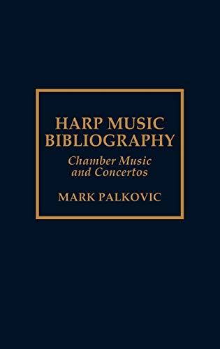 9780810841253: Harp Music Bibliography