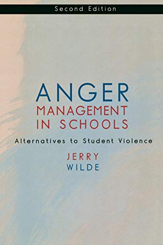 9780810842090: Anger Management in Schools: Alternatives to Student Violence (Scarecrow education)