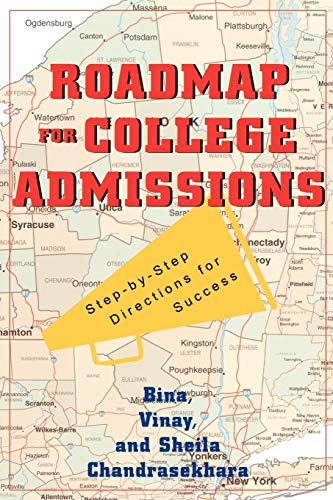 9780810844971: Roadmap For College Admissions: Step-by-Step Directions for Success