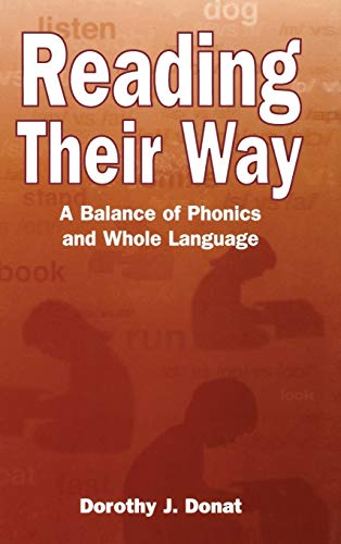 9780810845480: Reading Their Way: A Balance of Phonics and Whole Language
