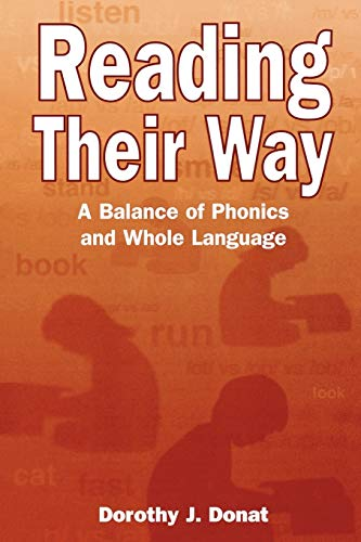 9780810845497: Reading Their Way: A Balance of Phonics and Whole Language