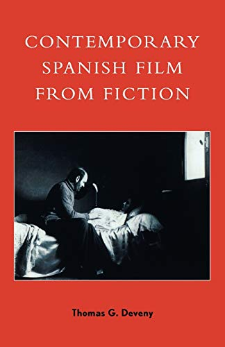 9780810846920: Contemporary Spanish Film from Fiction