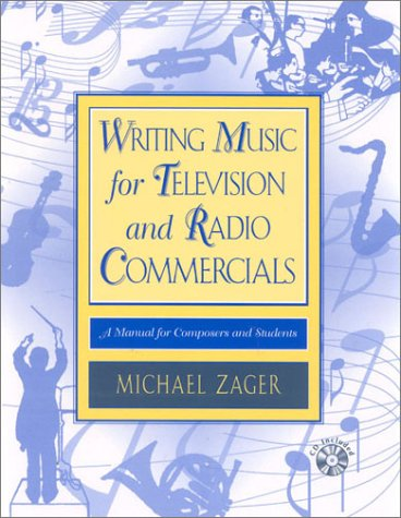 9780810847224: Writing Music for Television and Radio Commercials; A Manual for Composers and Students
