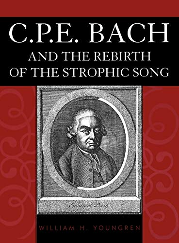 9780810848405: C.P.E. Bach and the Rebirth of the Strophic Song